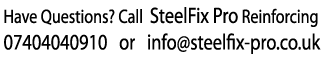 Steel Fix Pro | Steel Fixing Company | Steel Fixing Contractors | Steel Fixing Specialists